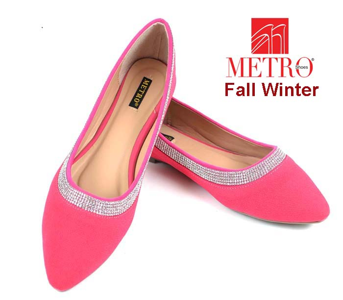 Metro Ladies Shoes Price In Pakistan