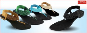 Beautiful Metro Shoes Eid Collection For Girls
