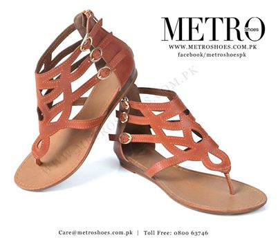 Metro-Shoes-Summer-Footwear-Collection-2014-For-Women-6
