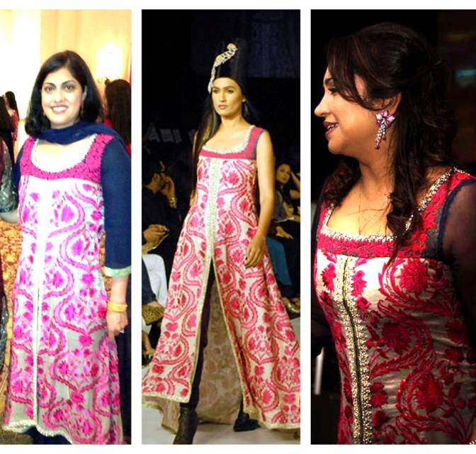 Fashion shows in Pakistan 2016