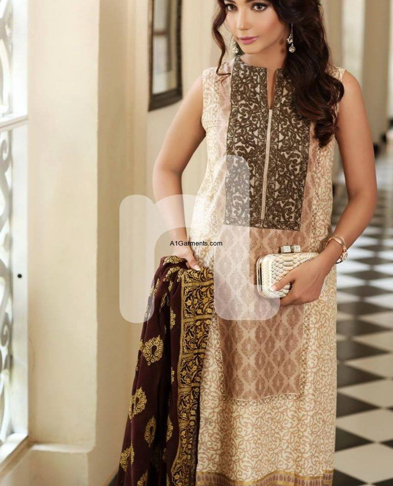 Nishat Eid Lawn Collection 2015 (10)
