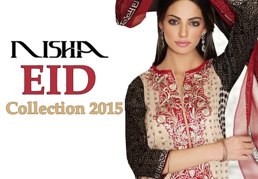 Latest and Best Nishat Eid Dresses Collection