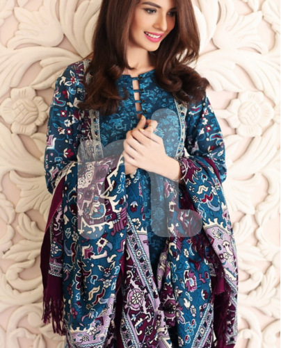 Nishat Linen New arrival winter 2015 for women-9