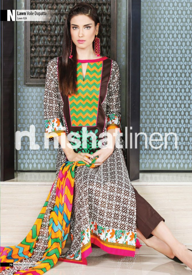 Nishat-Linen-Spring-Summer-Collection-2013-122