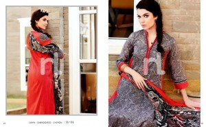 Beautiful and Stunning Gul Ahmed Eid Dresses Collection