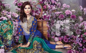 Nishat Summer and Spring Lawn Collection 2016