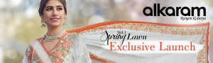 Best and Latest Al Karam Lawn Summer Collection