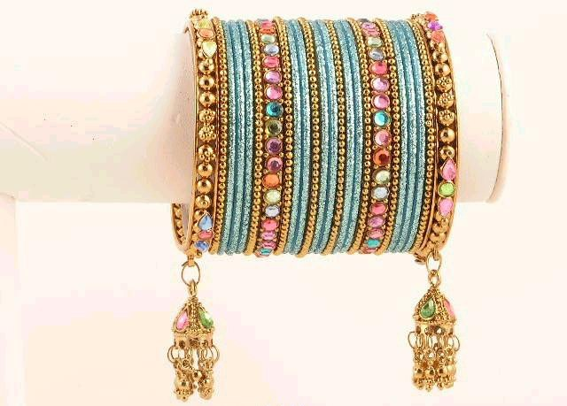 Paki Bangles Designs (2)