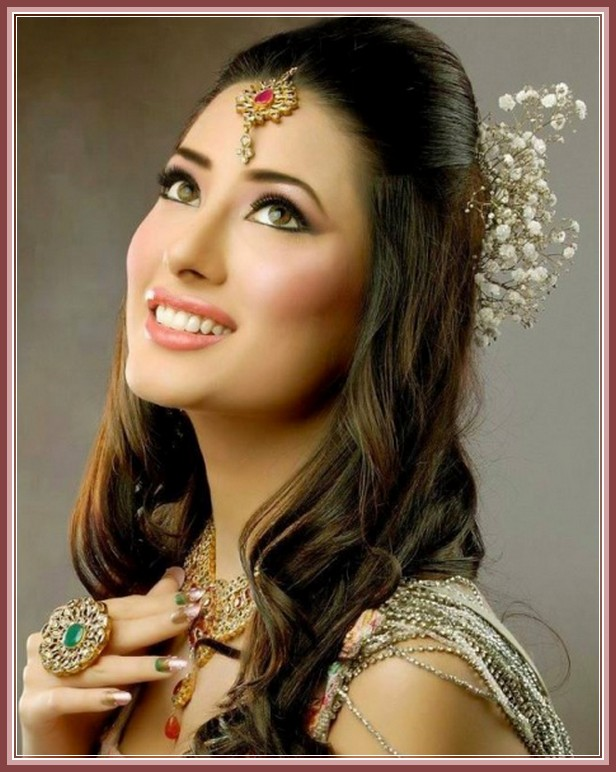 Pakistani-Bridal-Hairstyles