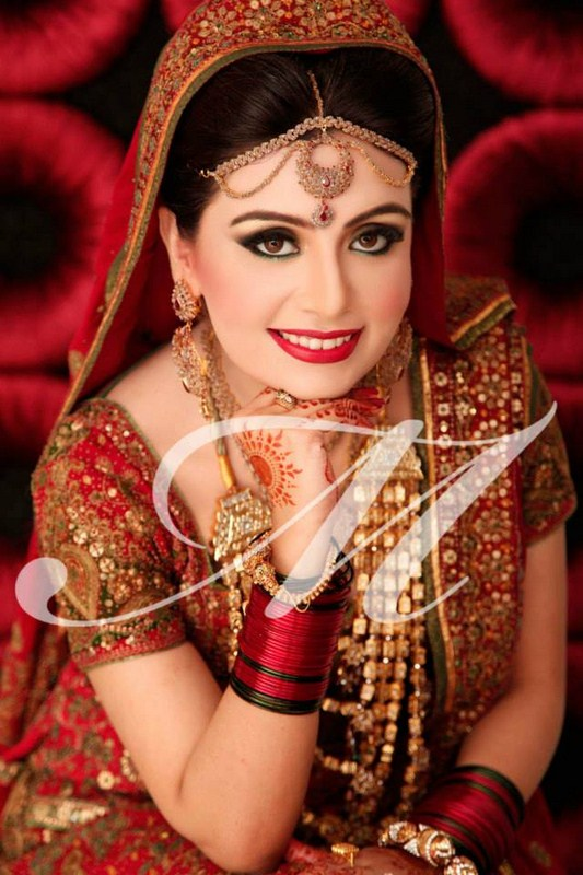 Madeehas Bridal Makeup, Salon Services, Photography Studio ...