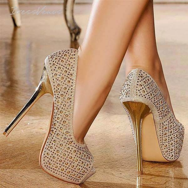 Latest Fashion Trend Of Stylish High Heels In Pakistan