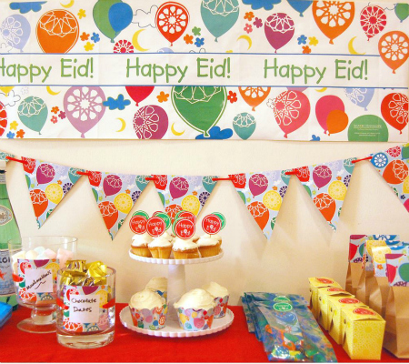 Silver-Envelope-Eid-decorations