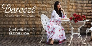 Bareeze Latest Designs and Eid Collection 2016