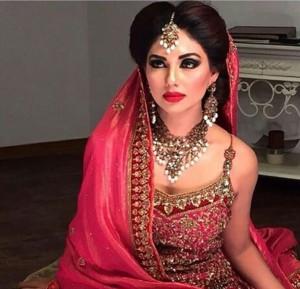 Pakistani Wedding Hairstyles For Short Hair