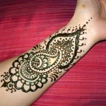 mehndi designs easy 11