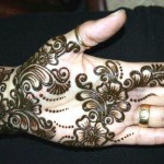 mehndi designs easy