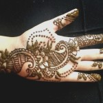mehndi designs easy 2