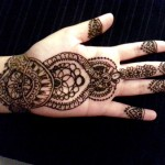 mehndi designs easy 3