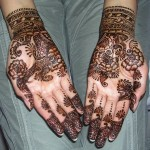 mehndi designs easy 7