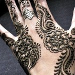 mehndi designs easy 8