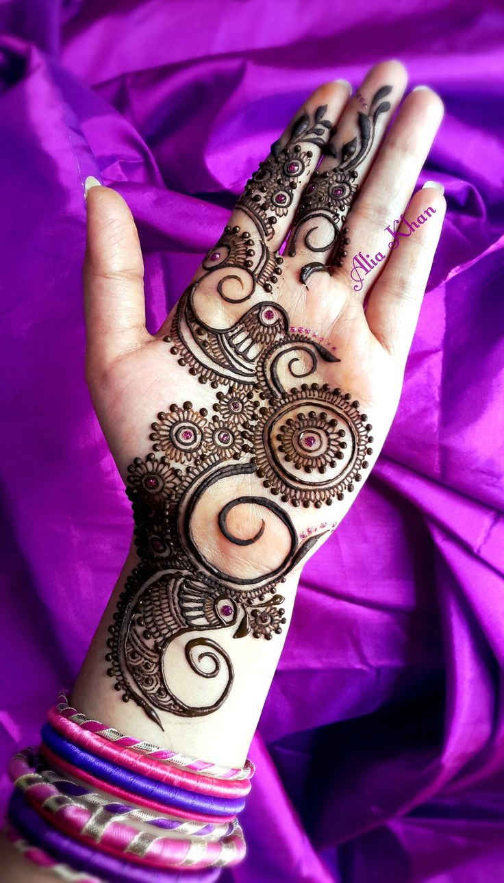 pakistani-mehndi-designs-2016-small-circles