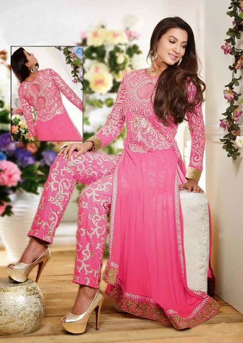 Simple Dresses For Eid