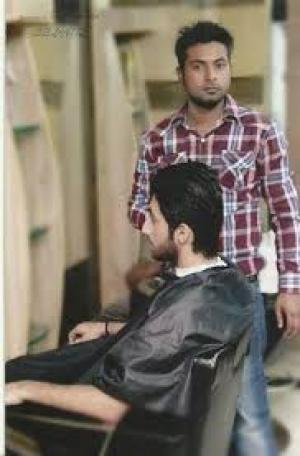 Prince Hair salon Lahore