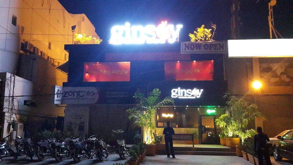Ginsoy hotel karachi – The Best Hotel in Karachi