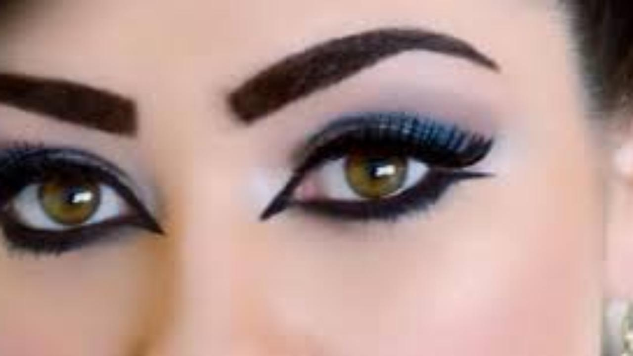 Arabic Style Eye Makeup Tutorial And Tips Top Pakistan