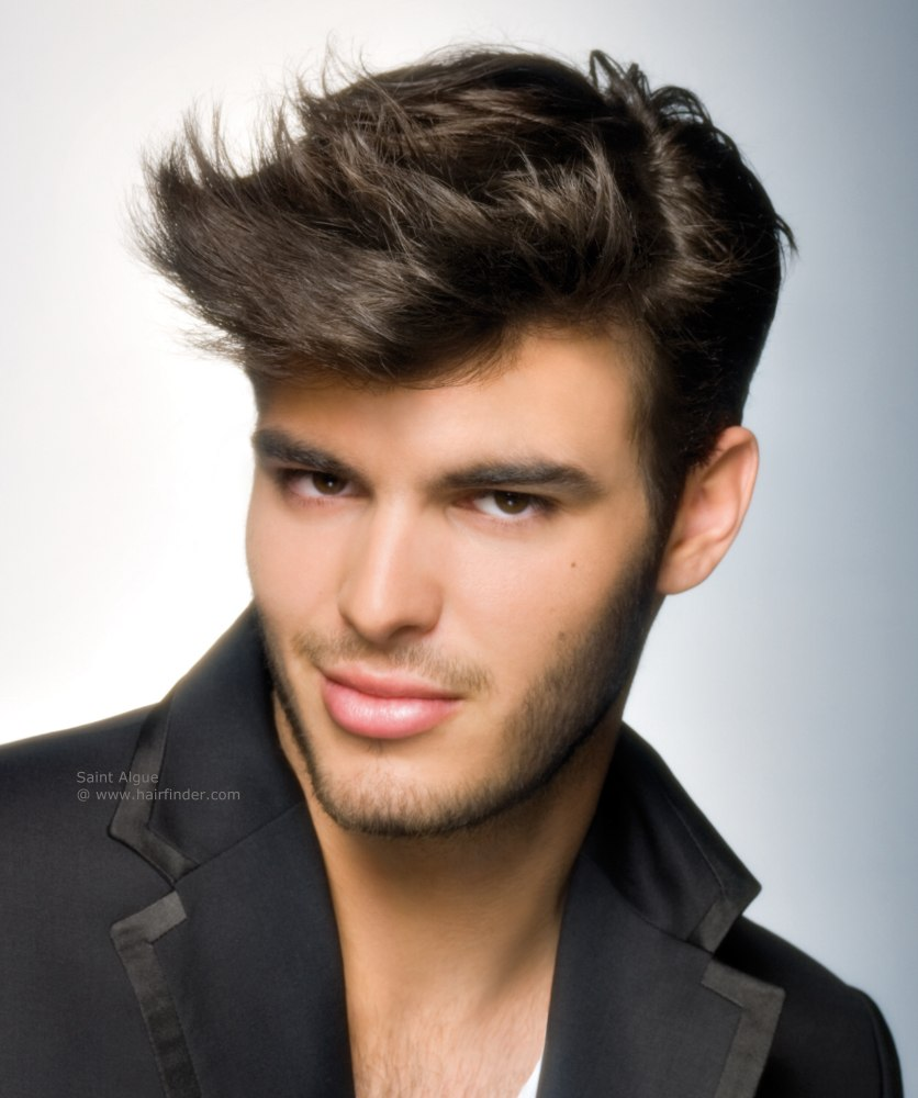 Dashing Eid Hair Styles for Boys - Top Pakistan