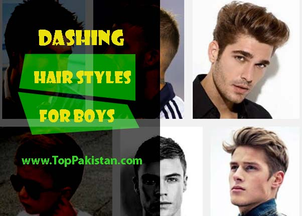 Dashing Eid Hair Styles for Boys