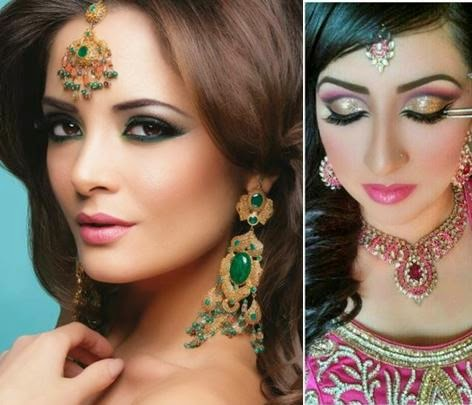 Indian bridal makeup new ideas-tricks and steps