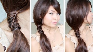 Stunning and Beautiful Eid Hair Styles For Young Girls
