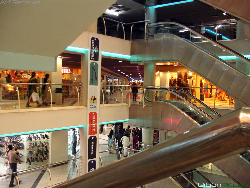 Karachi - Dolmen Mall, Tariq Road - Interior - Atrium - 03 copy
