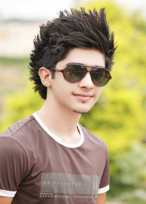 boys hair style pic dashing eid hair styles for boys top pakistan 7053
