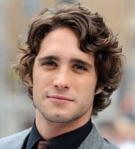 Best Curly Hairstyle for Guys