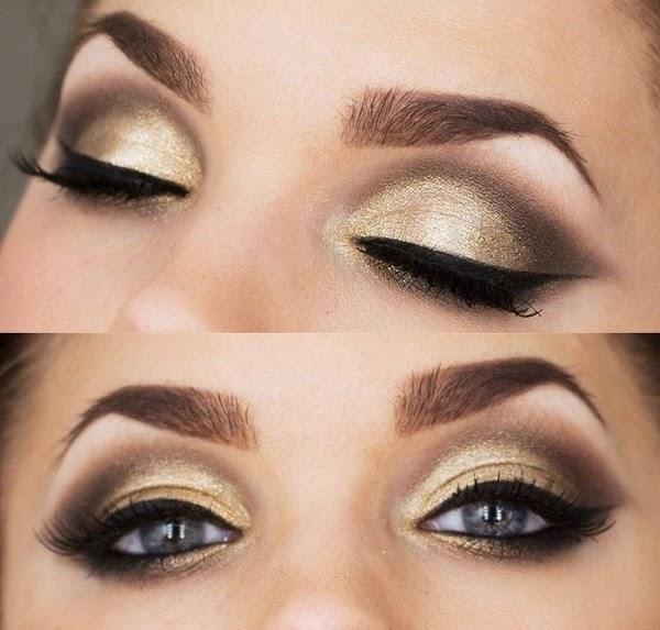 Pakistani Smokey Eye Makeup Looks For Girls [Tutorial] (2)