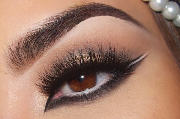 Makeup Tips For Brown Eyes Makeup For Brown Eyes Step By