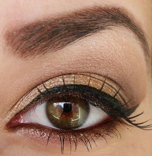 Makeup Tips For Brown Eyes Makeup For Brown Eyes Step By Step