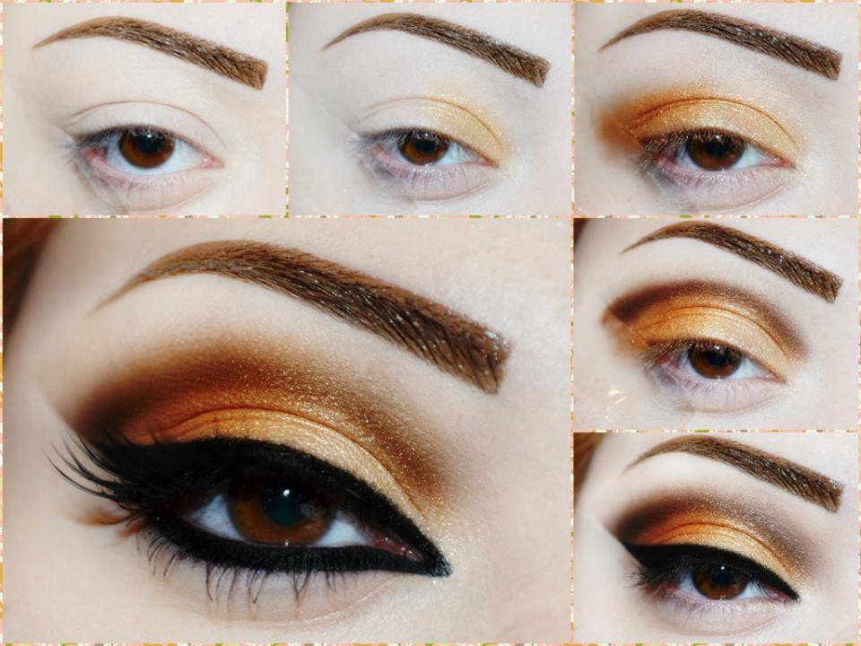 How To Do Eye Makeup For Wedding Party