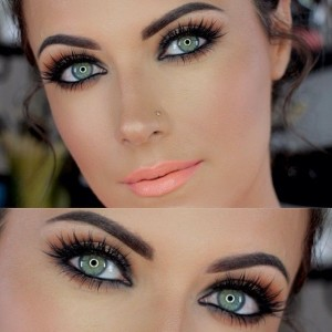Best Style Eye Makeup According To Your Face Shape