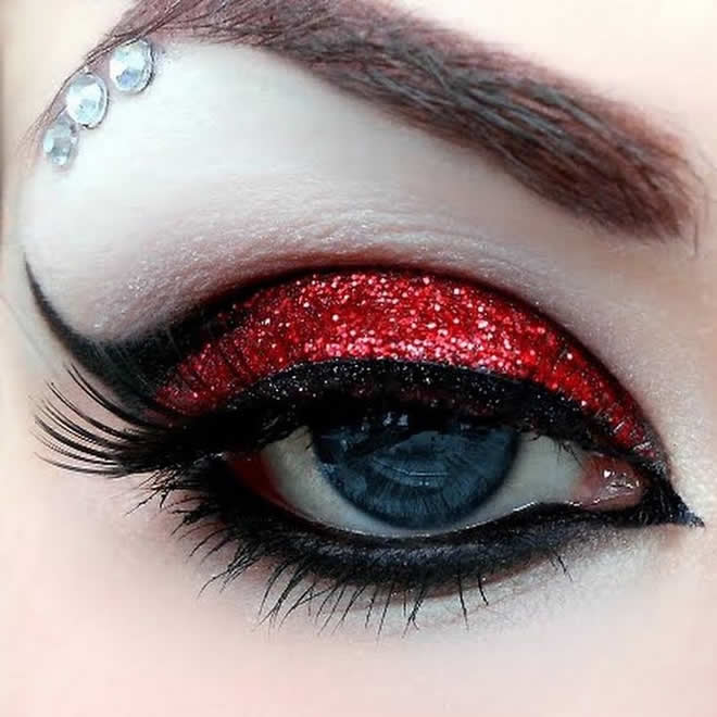 glittery_eye_makeup_look