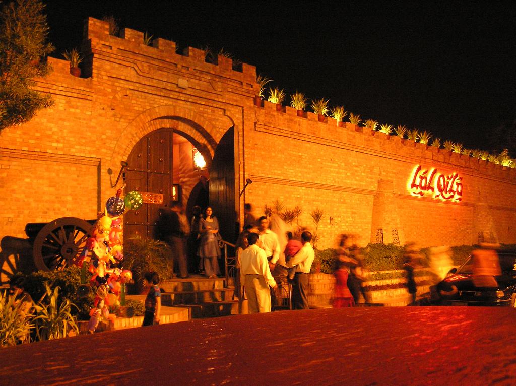 Lal Qila Restaurant Karachi – The Best Restaurant in Karachi