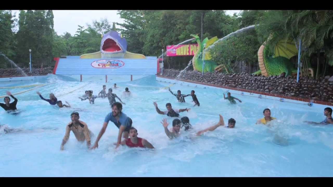 Dream World Water Park Karachi- The most Entertaining Place