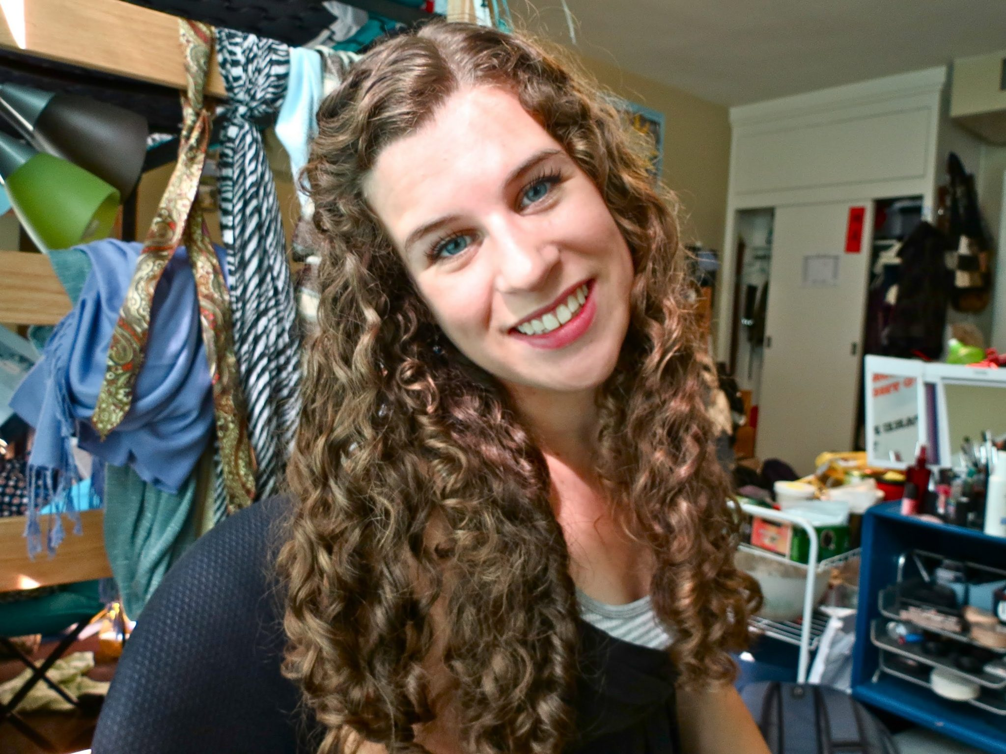 Tips For Curly Hair That are Frizzy