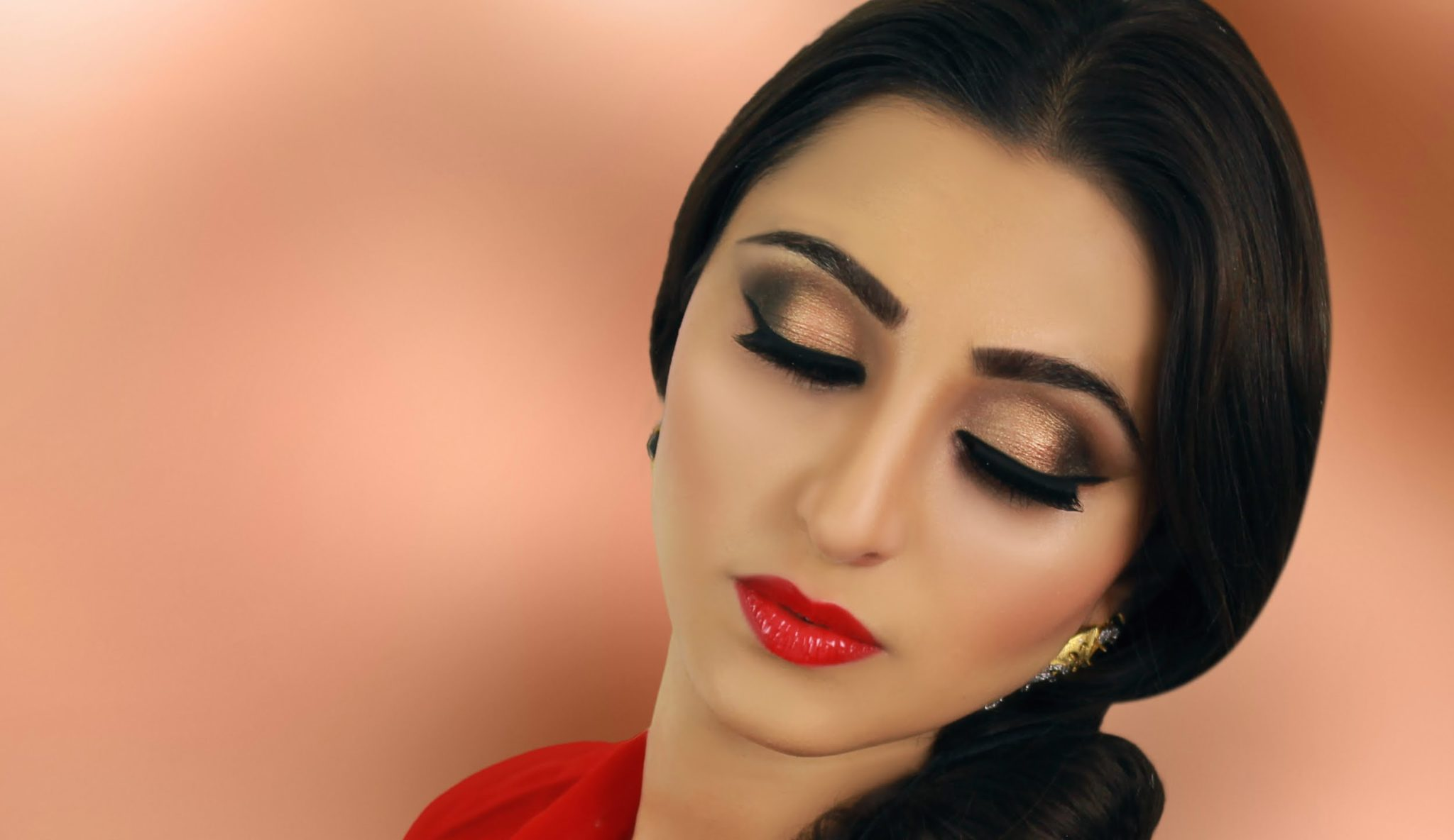 Arabic Style Eye Makeup Tutorial And Tips
