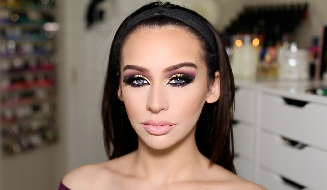 Arabic Style Eye Makeup Tutorial And Tips - Top Pakistan
