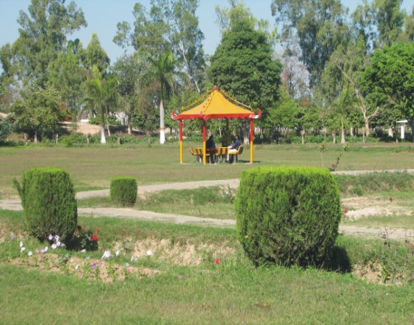 Gatwala Park Faisalabad Pakistan