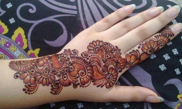 Indian-Mehndi-Designs 3