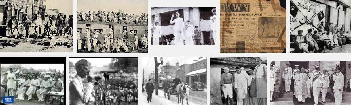 History of 14 august 1947 – The Independence Day
